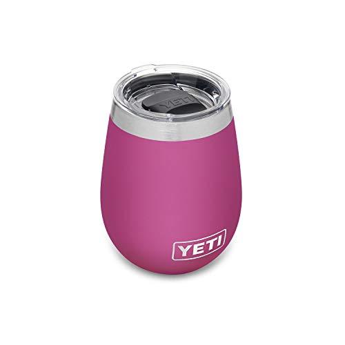 YETI Rambler 10 oz Wine Tumbler, Vacuum Insulated, Stainless...