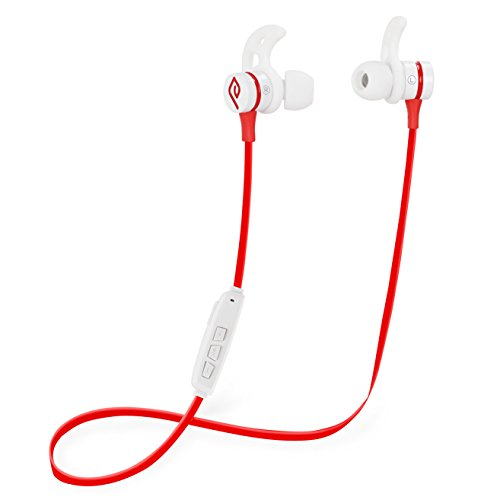 Parasom A1 Magnetic Bluetooth Headphones, V4.1 Wireless Stereo Bluetooth Earphones Sport Headset In-Ear Noise Cancelling Headphone Earbuds for Gym Running...