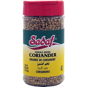 Sadaf Whole Coriander 3 Ounce Max 90% OFF Cheap mail order shopping Seed