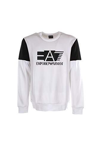 EA7 Natural Ventus7 T-Top Pullover Herren