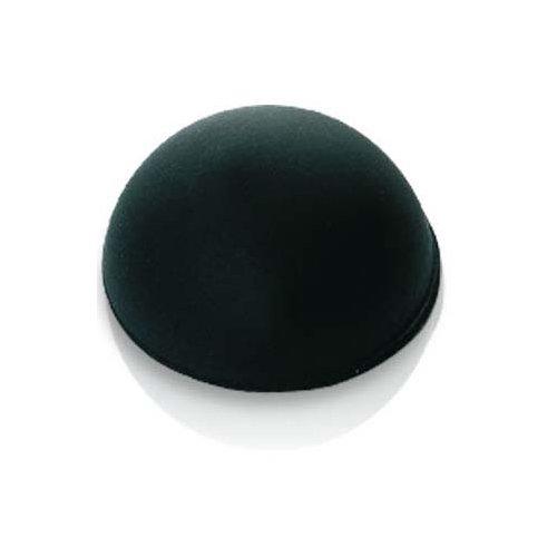 Oehlbach One for All (effektiver Resonanzdämpfer/Absorber für kleine und größere Geräte, Lautsprecher) 4 Stück, schwarz