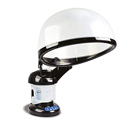 Aphrodite Compact Portable Hair & Face Beauty Steamer from Beauty Hair Products Ltd