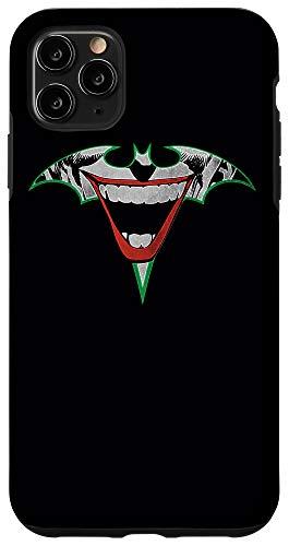 iPhone 11 Pro Max Batman Joker Bat Logo Case