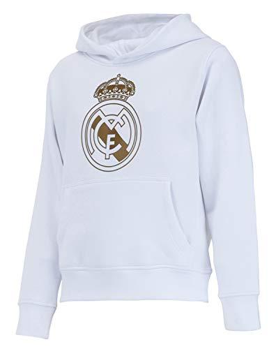 Real Madrid Sudadera Colección Oficial - Niño - Talla 14 años