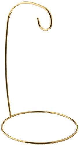 Linpeng Staffelei mit Schlaufe, Metall, 15,2 cm, goldfarben, 3 Stück
