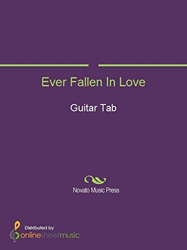 Ever Fallen In Love (English Edition)
