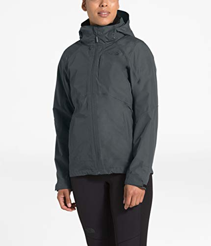 The North Face Women's Osito Triclimate Jacket, Asphalt Grey/Asphalt Grey, Small