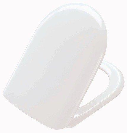 Pressalit 104052-B33999 WC-Sitz Magnum manhattan mit Deckel und Festscharnier (B33)