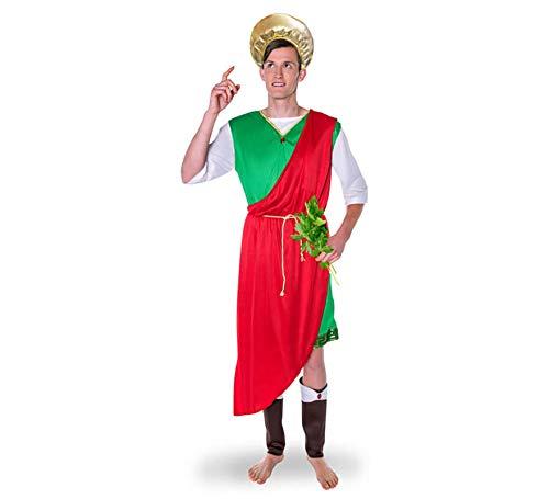 Disfraz de San Pancracio para hombre
