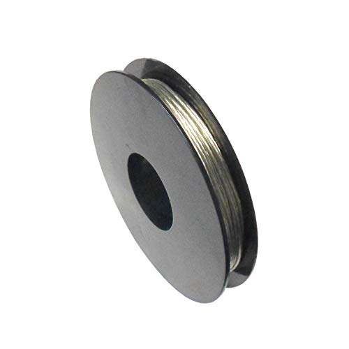 LiYv Schaltlitzen, 0,25 mm², Kupfer verzinnt, feindrähtig, flexibel, 25 m auf Kunststoffspulen (transparent)