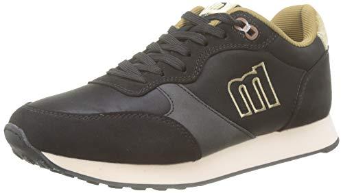 MTNG Attitude 69697, Zapatillas para Mujer, Negro (Soft/Satin Negro C42441), 40 EU