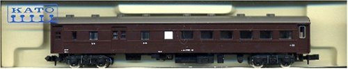 KATO Nゲージ オハニ36 茶 5077-1 鉄道模型 客車
