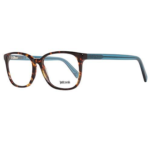 Just Cavalli Optical Frame Jc0685 056 54 Montature, Marrone (Brown), 54.0 Unisex-Adulto