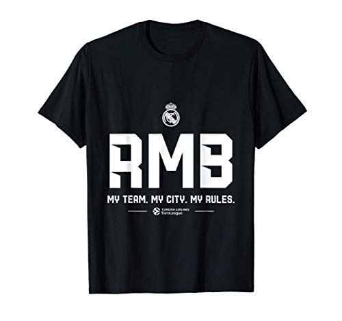 Teams - Real Madrid (black) Camiseta