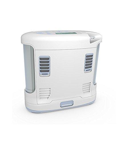 Mobiler Sauerstoffkonzentrator Inogen One G3 HF 8Cell jetzt mit Stufen 1-5