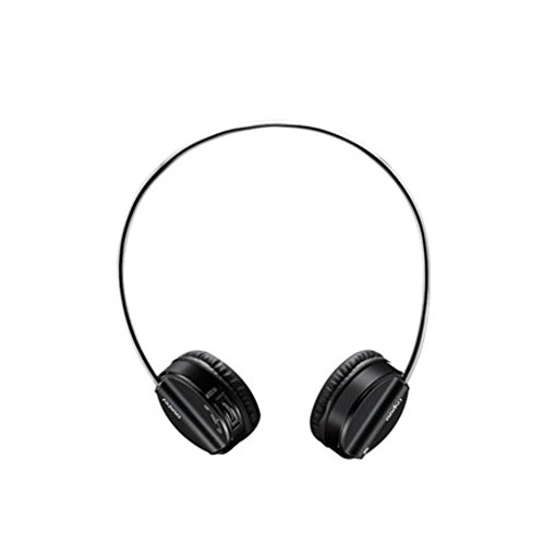 Rapoo H6020 Wireless Bluetooth Headphone Headset Dual Mode Hi-Fi Earphone(Black)