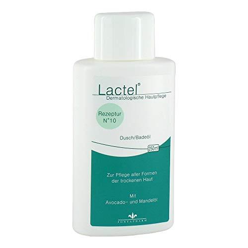 LACTEL Nr.10 Dusch Badeöl 250 ml