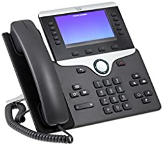 Cisco 8851 Ip Phone - Cable - Wall Mountable - Voip - Caller Id - Speakerphoneunified Communications Manager, Unified Comm...