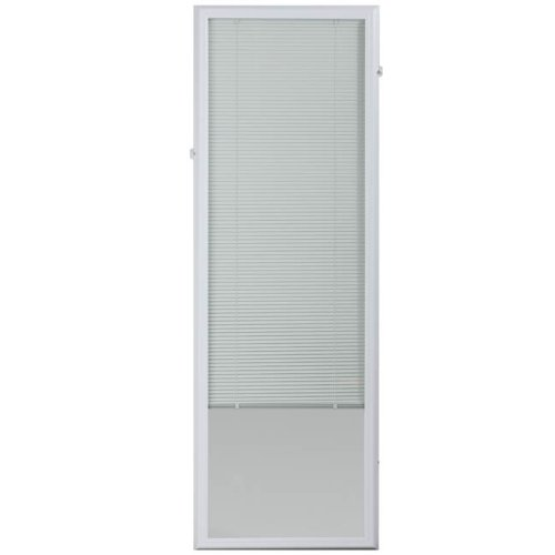 ODL Add On Blinds for Raised Frame Doors - Outer Frame Measurement 22' x 66'- Home Improvement - Easy to Instal, Use and Maintain - Innovative Window Shades in-Between The Glass Panels