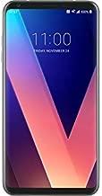LG V30 H931 64GB 4G LTE Cloud Silver AT&T Unlocked (Renewed)