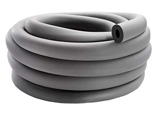 Rohrisolierung Kautschuk Insul-Tube-H-Plus 10x18 Isolierschlauch, grau