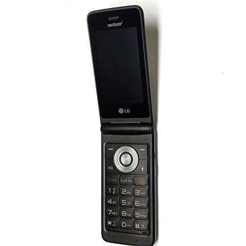 LG Exalt 4G LTE VN220 - Teléfono móvil con memoria (8 GB), color plateado