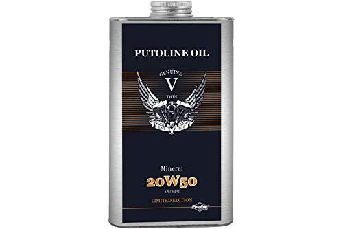 Putoline V Twin Mineral 20W-50 - Lata (1 L)