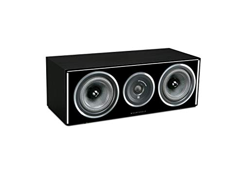 Review Of Wharfedale Diamond 11 Series Diamond 11.cs Black Ash Standard Center Channel Speaker