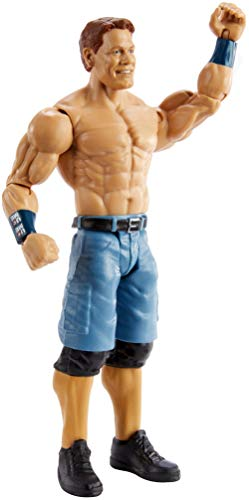 WWE Top Picks John Cena Action Figure, 6-in / 15.24-cm Posable Collectible & Gift for Ages 6 Years Old & Up (GTG65)