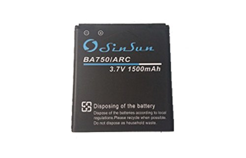 Todobarato24h Bateria BA750 | BA-750 Compartible con Sony Ericsson Xperia ARC (LT15i)...