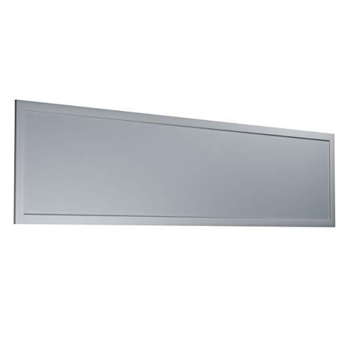 LEDVANCE LED Panel-Leuchte, Leuchte für Innenanwendungen, Aufbauleuchte, Warmweiß, 1195 mm x 295,0 mm x 46,6 mm, PLANON Plus