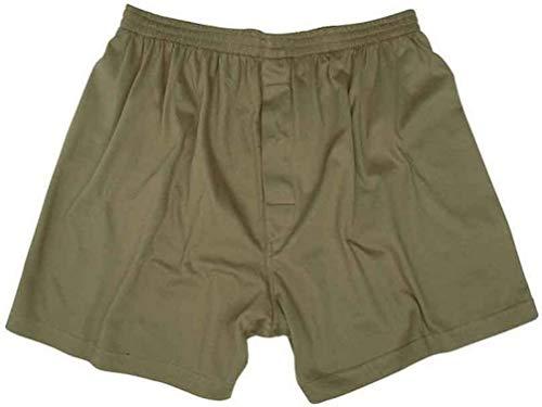 Mil-Tec Boxer Shorts Oliv Gr.XXL