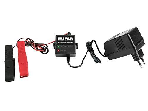 EUFAB 16505 Batterie-Erhaltungsgerät mit Abschaltautomatik, 12 V, 500mA