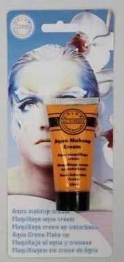 Deguisement Lot de 3 Tubes de 38 ml Fond de Teint Orange