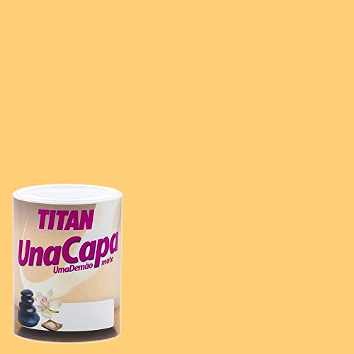 Industrias Titan. S.L 69632234 - Pintura plast mate 750 ml ama/ana int....
