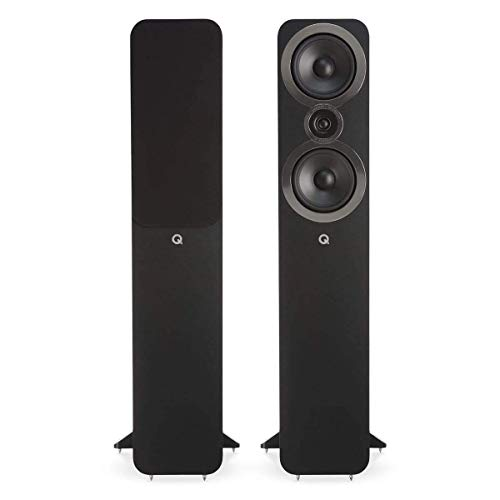 Diffusori Da Pavimento (Coppia) Q Acoustics Q 3050i Nero