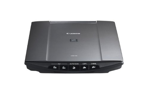Canon Canoscan Lide 210 Flatbed Scanner - 4800 Dpi Optical - 48-Bit Color - 16-Bit Grayscale - Usb