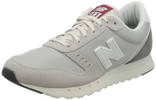 New Balance Damen, 311 Core Sneaker, Grau (Rain Cloud), 38 EU