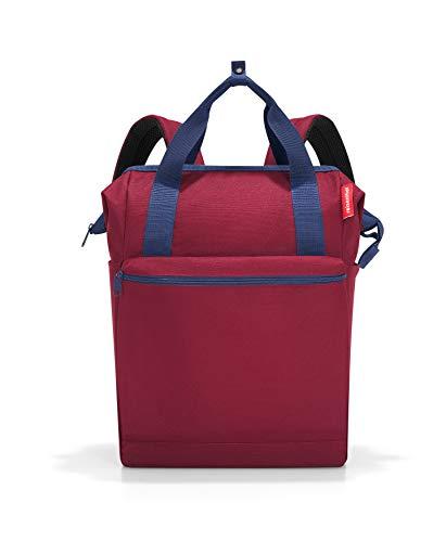 reisenthel allrounder R large Rucksack Tasche 23 Liter - 29 x 45,5 x 19,5 cm dark ruby