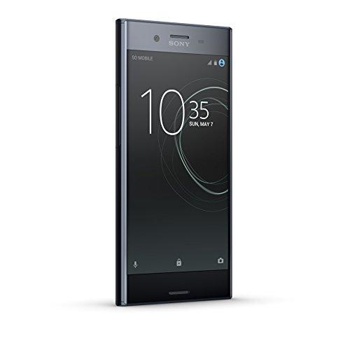 Sony Xperia XZ Premium Smartphone, Qualcomm Snapdragon 835, Memoria Interna da 64 GB, Nero [Italia]