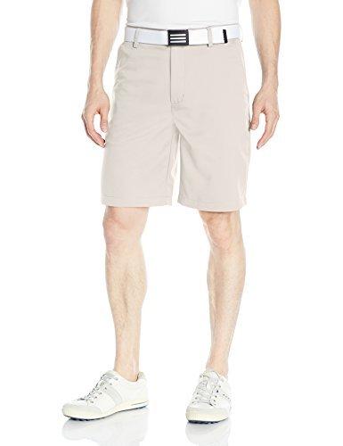 Amazon Essentials Men's Classic-Fit Quick-Dry Golf Short, Black, 36