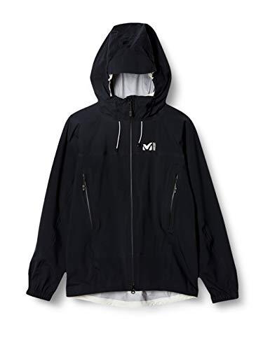 [ミレー] アウトドア防水透湿ジャケット TYPHON 50000 ST JKT(ティフォン ストレッチ) メンズ JET BLACK EU S (日本サイズM相当)