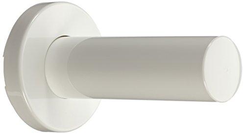 Hewi Heinrich Wilke 477.21.200 99 Reservepapierhalter SERIE 477, 33 mm, mit Rosette Durchmesser 70 mm, reinweiß