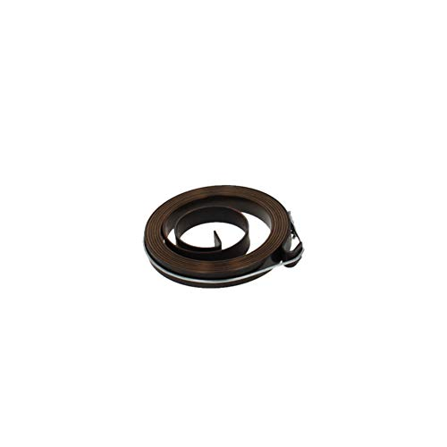 Buy Bargain MroMax 40x6x0.7mm Drill Press Return Spring Coil Spring Assembly Used To Kinds of Vacuum...