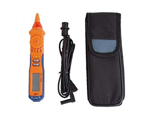 Coati MI401010 - Multimetro con lapiz lcd azul naranja (blister)