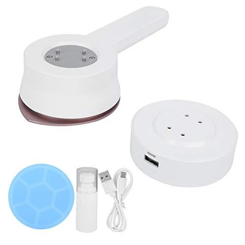 Emoshayoga Plancha eléctrica automática Hermosa y eficiente, fácil de Viajar, vaporizador de Ropa, Mini vaporizador de Ropa Ligero para la Oficina en casa