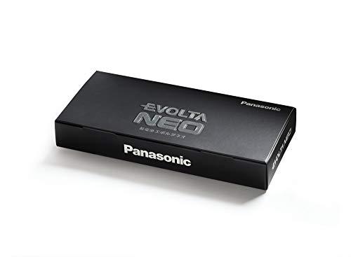 Panasonic EVOLTA NEO, Premium Alkaline Batterie, AA 12er Box, extrastarke Leistung, besonders langlebig und sicher, Mignon LR6 1,5 Volt, Verpackung als praktische Aufbewahrungsbox