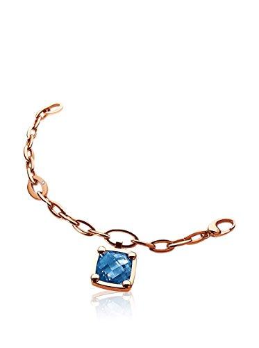 Bracciale Morellato Istanti Donna Acciaio Pietra Color azzurra SJ206