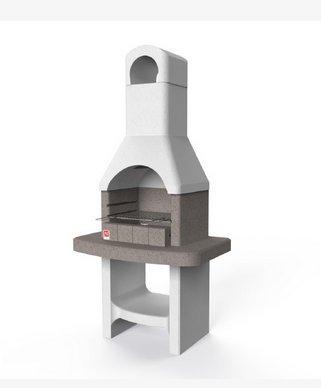 Lucerna masonry BBQ