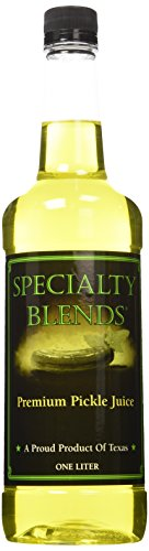 Premium Pickle Juice-One liter